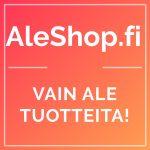 AleShop.fi - Vain ALE-tuotteita!