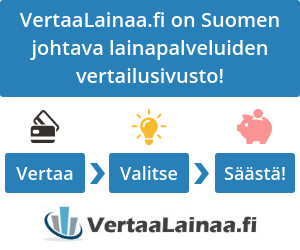 VertaaLainaa.fi on Suomen paras lainavertailupalvelu!